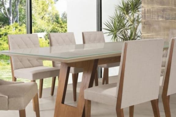 Mesas de Jantar, Mesas de Centro e Cadeiras